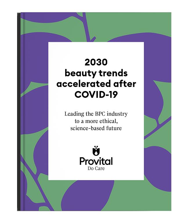 PRO - 2030 Beauty Trends - Portada